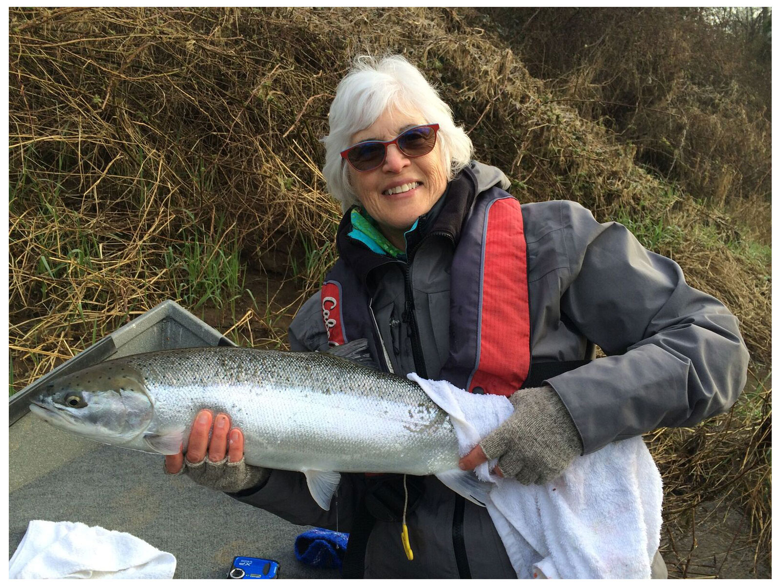 Currey home currey for Siletz river fishing report